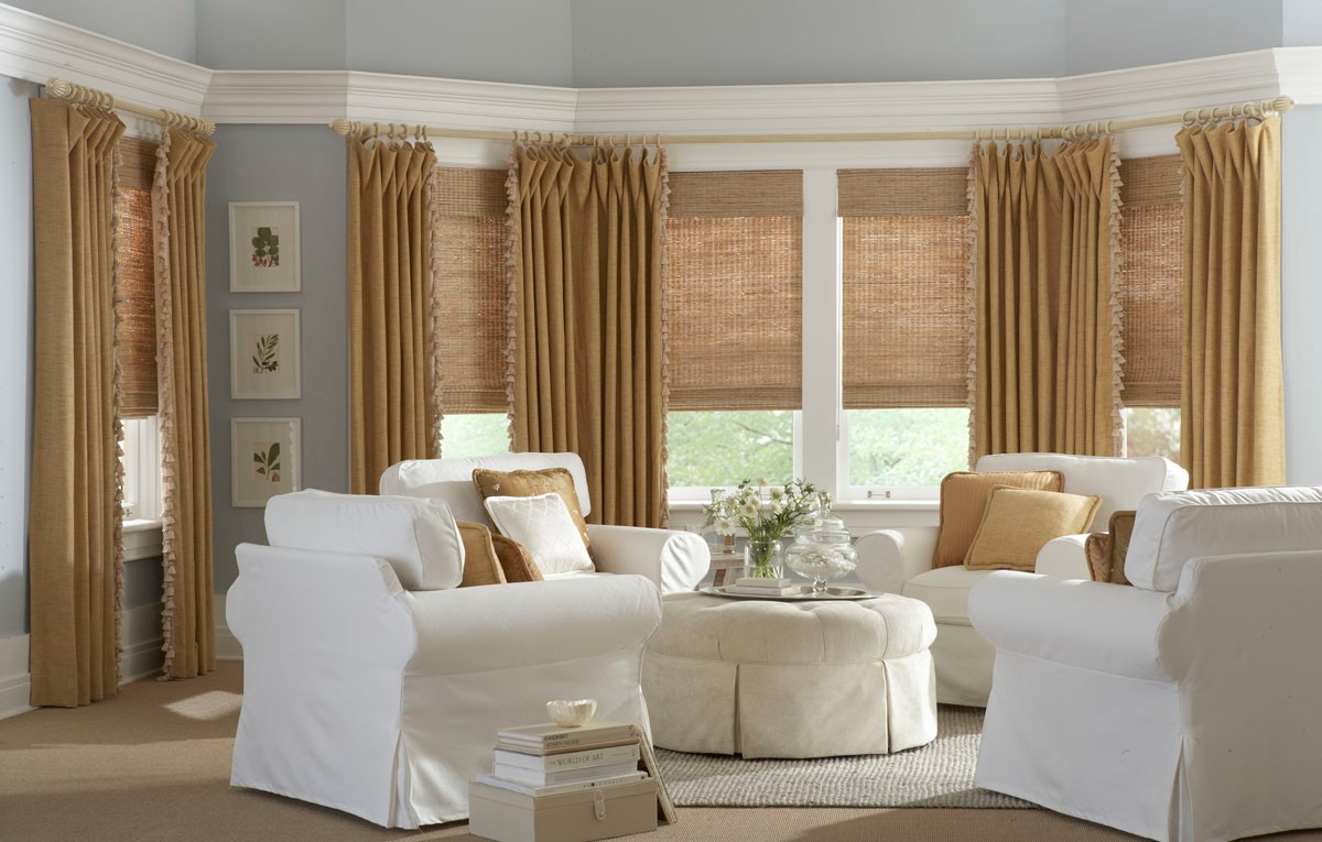 Blinds vertical blinds wood blinds roman shades drapery draperies - Curtain And Drapes Window Drapes Blackout Drapes