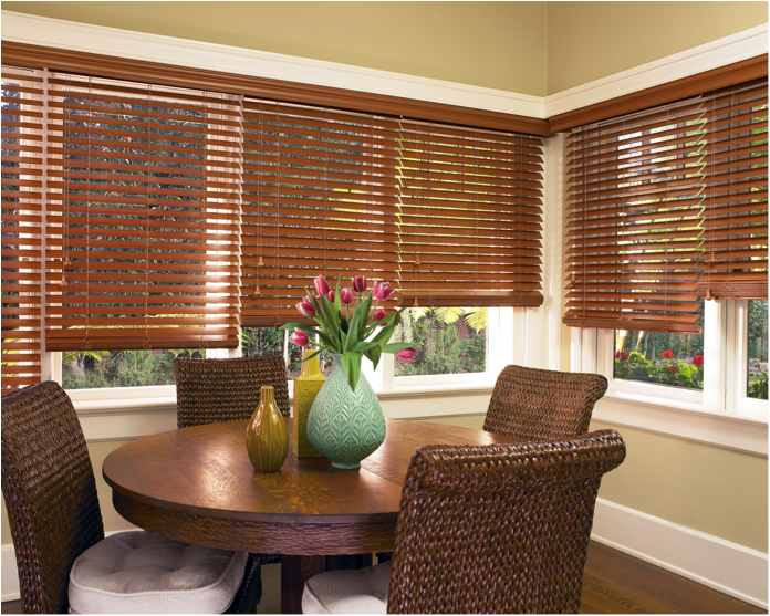 Kitchen Window Treatment Gallery of Shades Scottsdale AZ