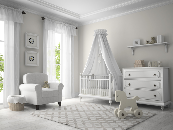 Nursery Window Treatments Gallery Of Shades Scottsdale