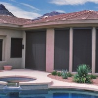 new patio shades gallery of shades scottsdale