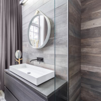 bathroom window treatments Gallery of Shades Scottsdale