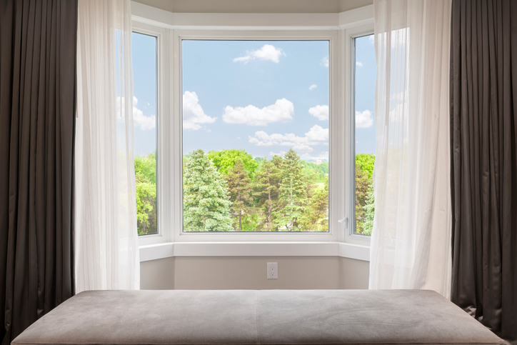 bay window treatment gallery of shades scottsdale