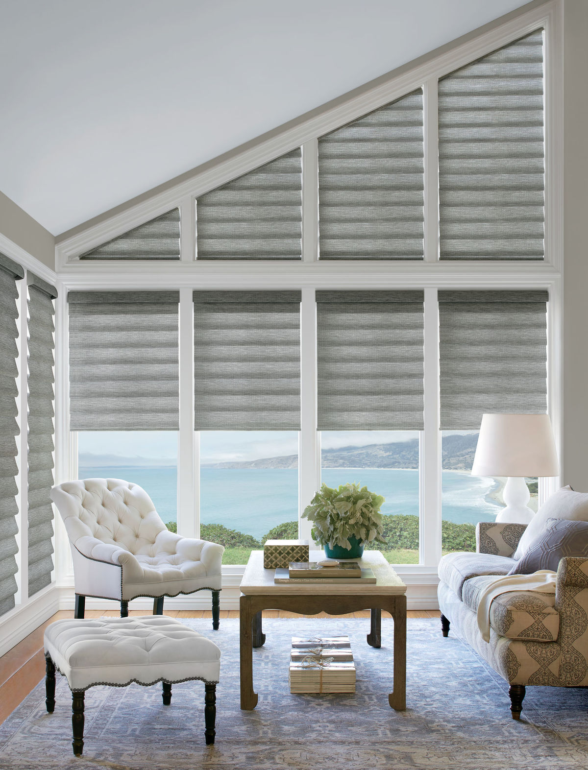 Choose Vignette Modern Roman Shades To Add Elegance To A Room